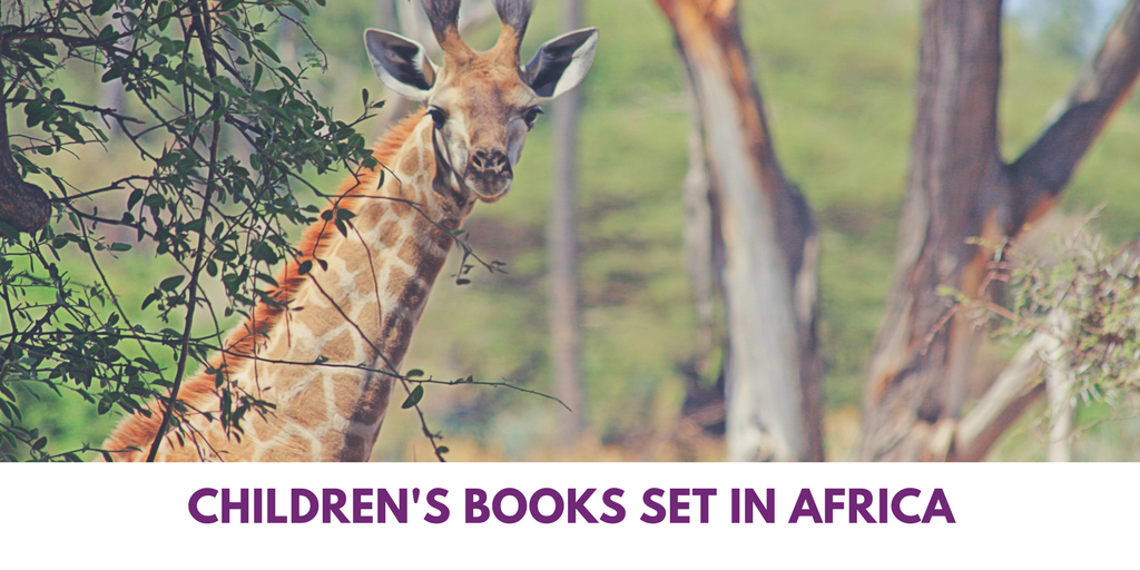 Children's books set in Africa