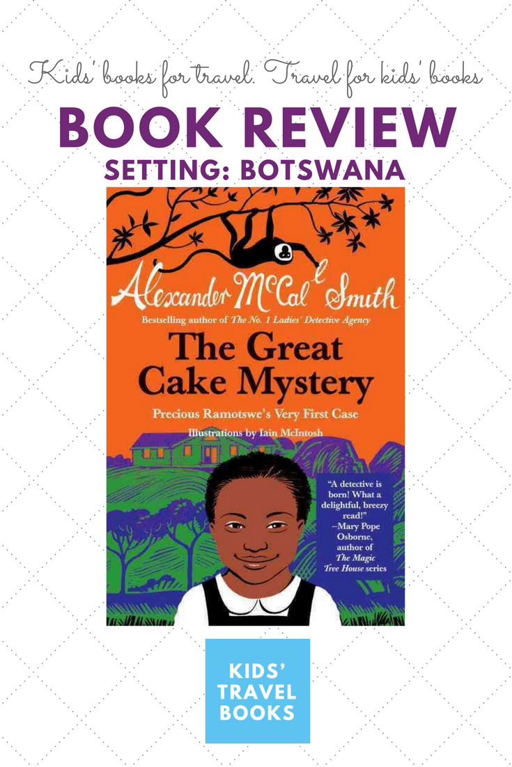 The Great Cake Mystery Review