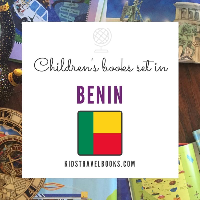 Chlidren's books Benin #kidstravelbooks #kidslit