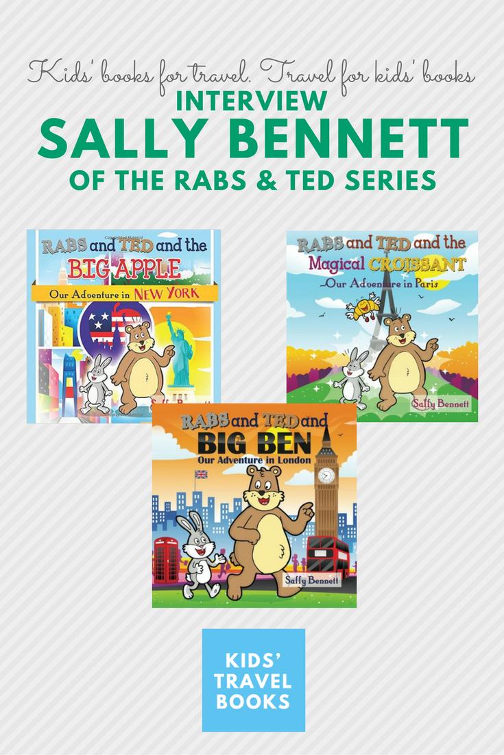 Interview with Sally Bennett, Children's book author