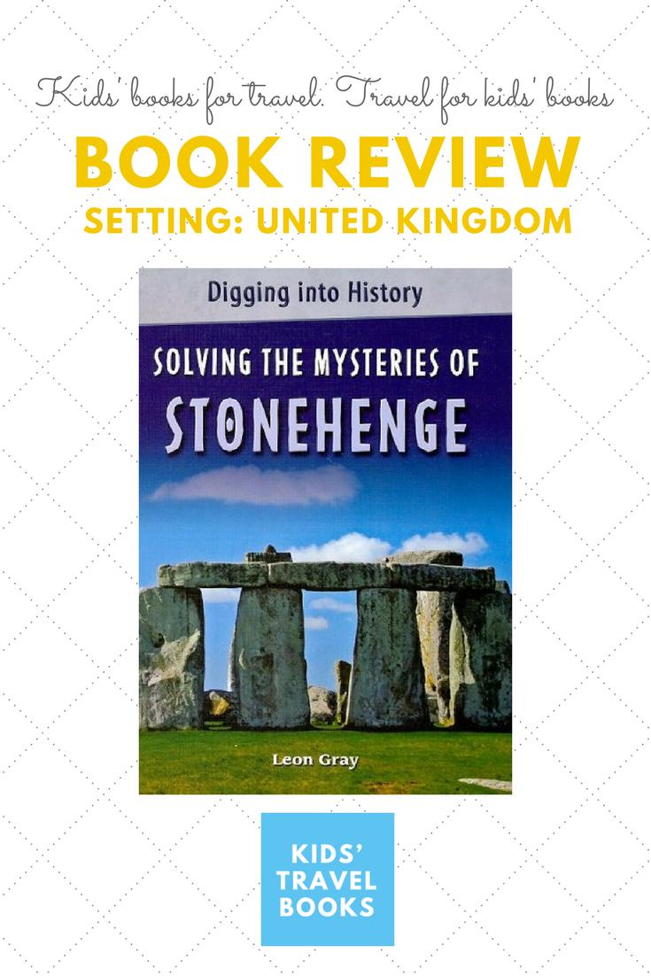 Children's books Stonehenge