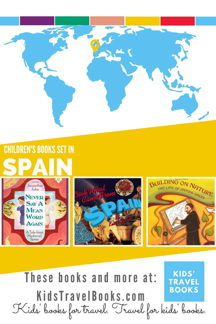 Children's books set in Spain