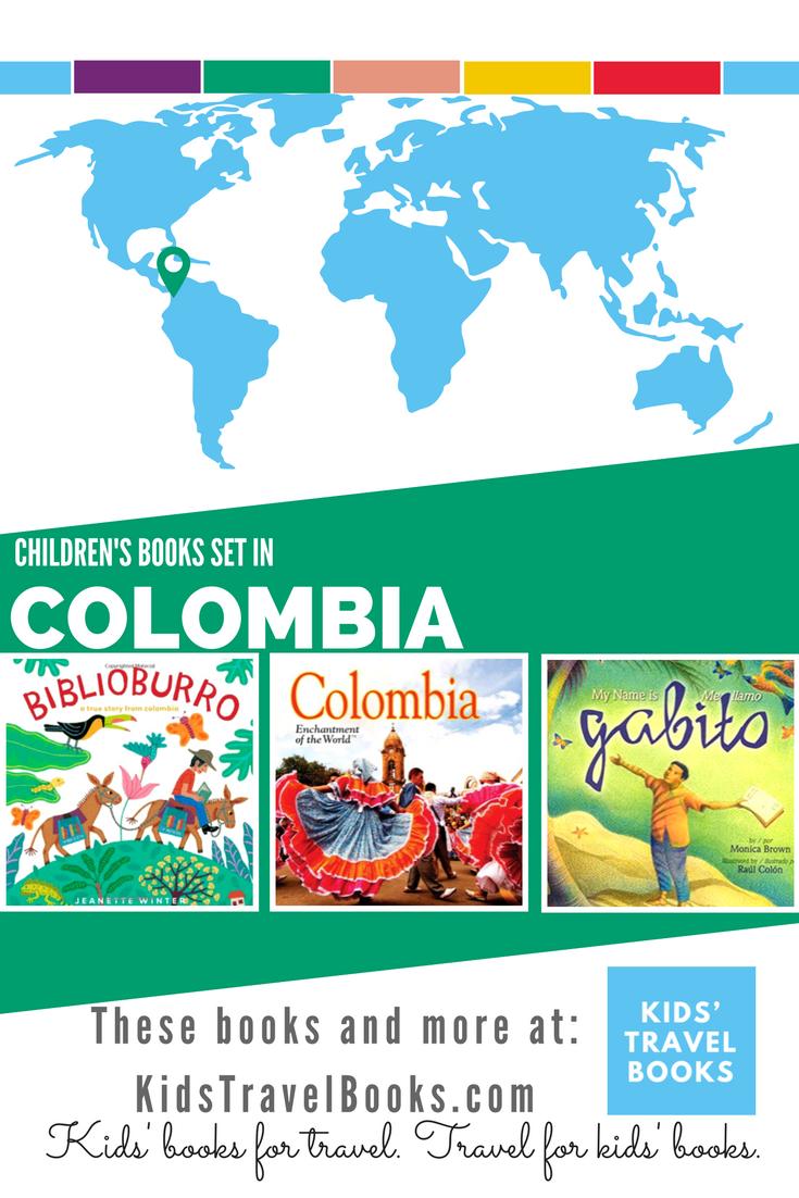 Children's books Colombia