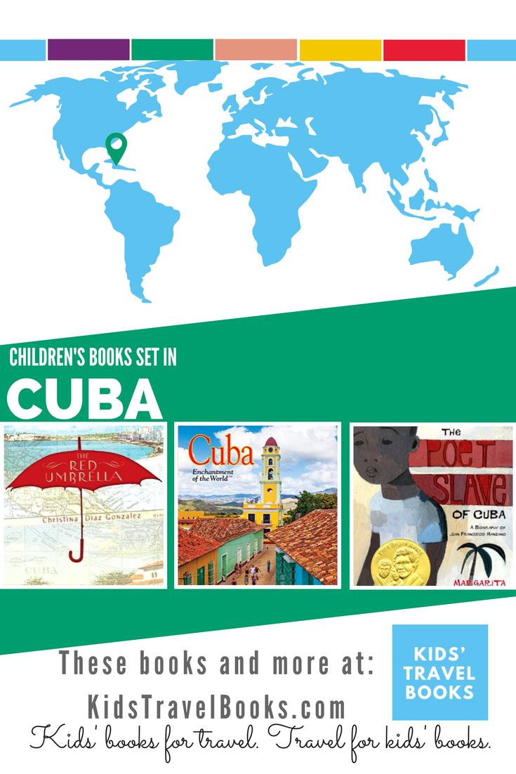 Children's books Cuba
