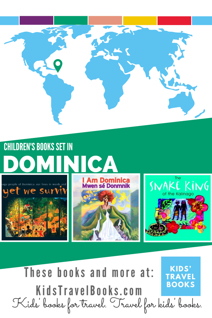 Children's books Dominica
