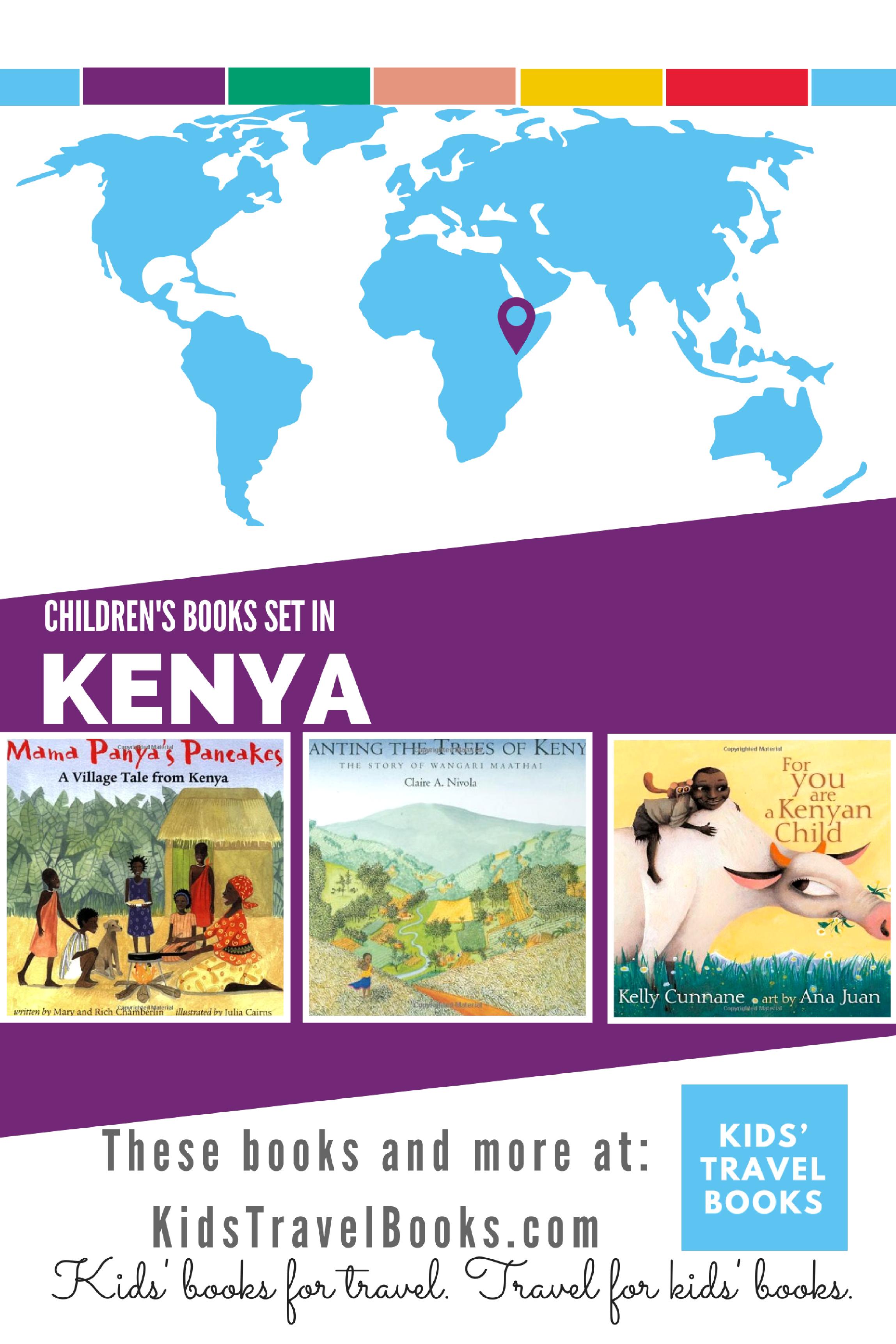 Children's books Kenya