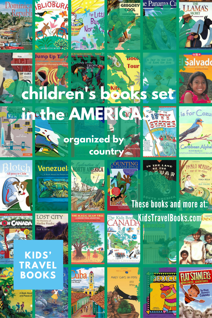 Children's books set in the Americas
