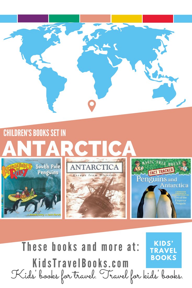 Children's Books Antarctica