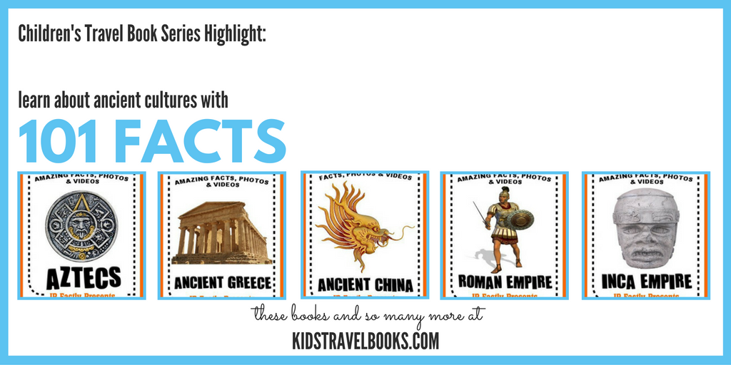 Travel Book Series For Kids 101 Facts