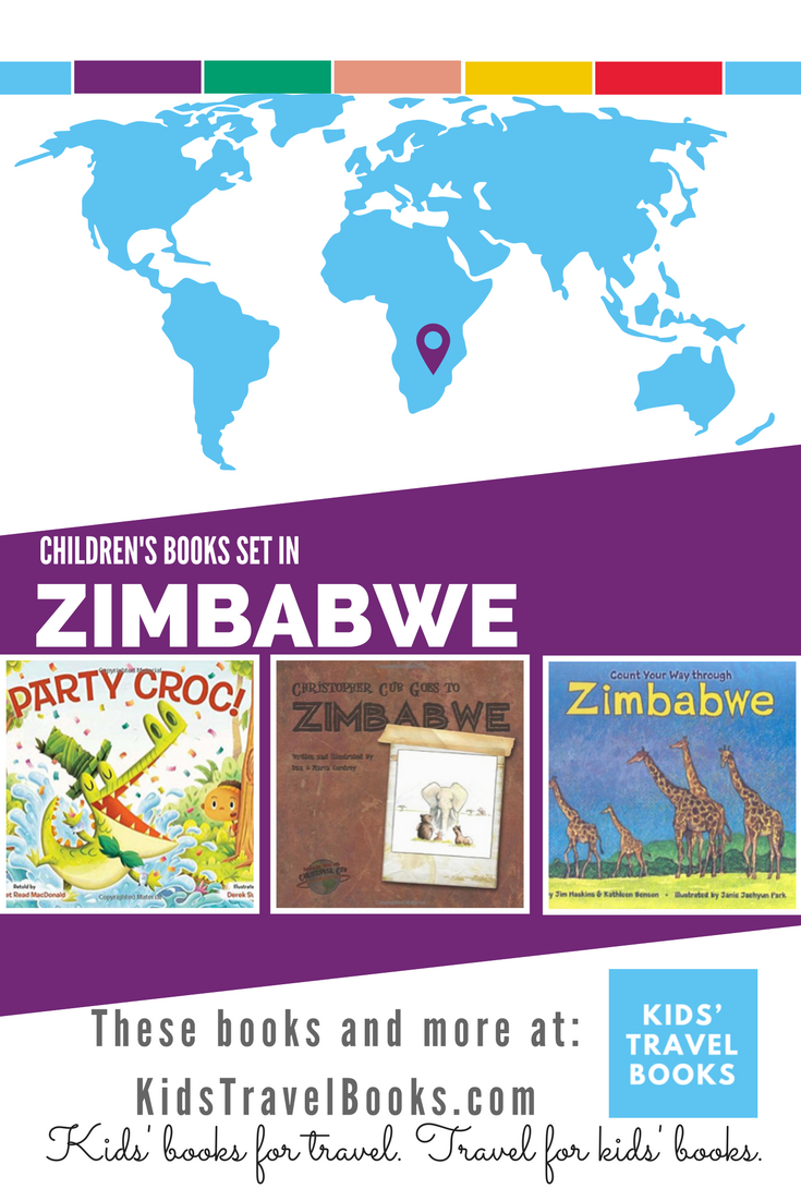 Children's books Zimbabwe