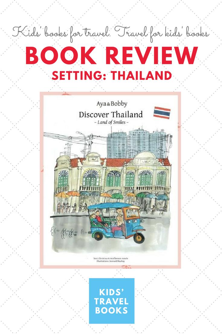Discover Thailand - Kids Travel Books