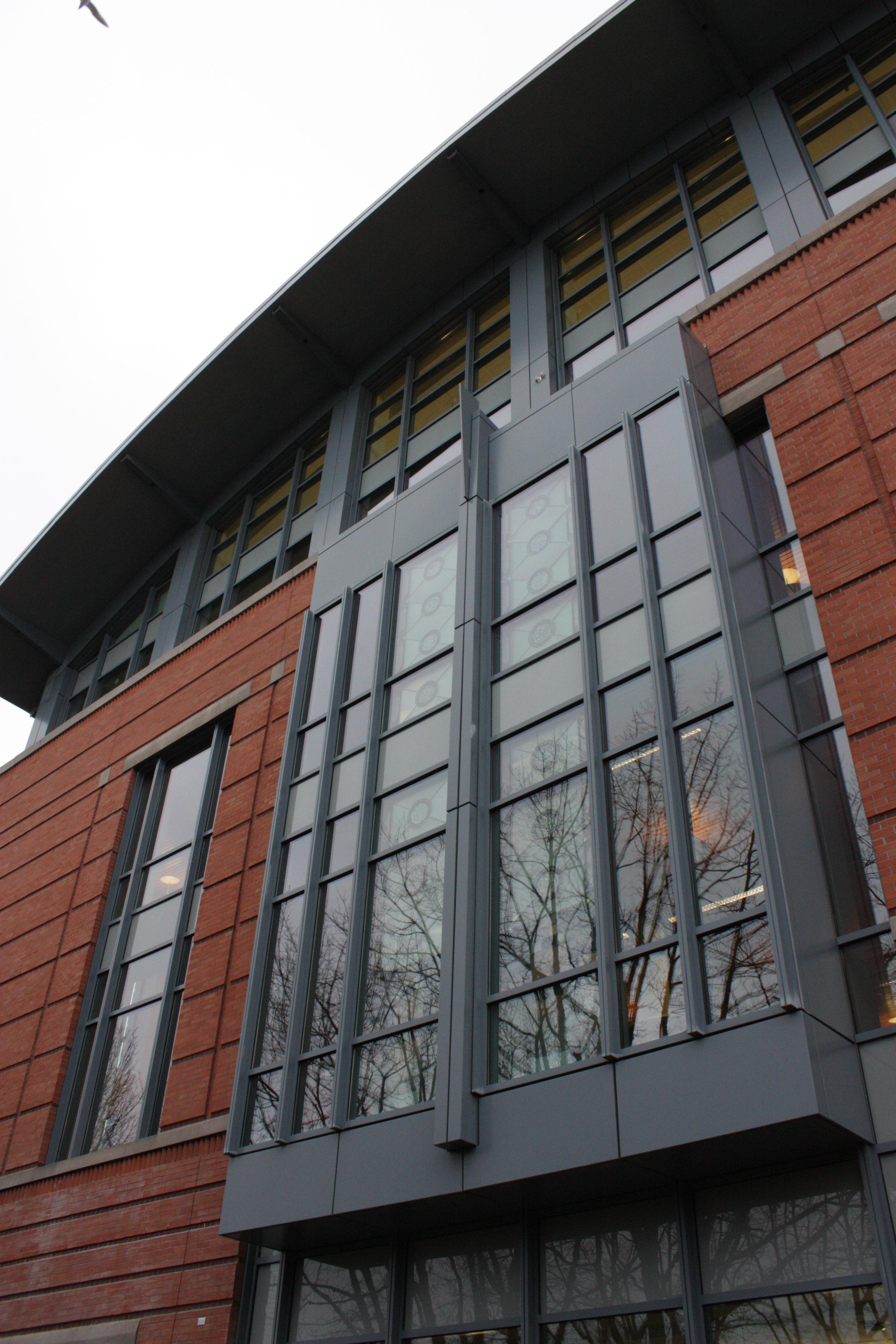 Eugene Public Library. Photo Courtesy of See Ash.
