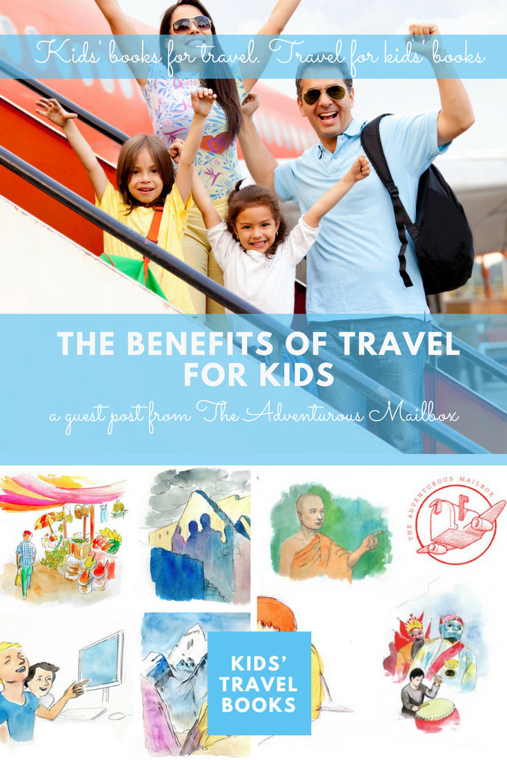 The Benefits of Travel for Kids