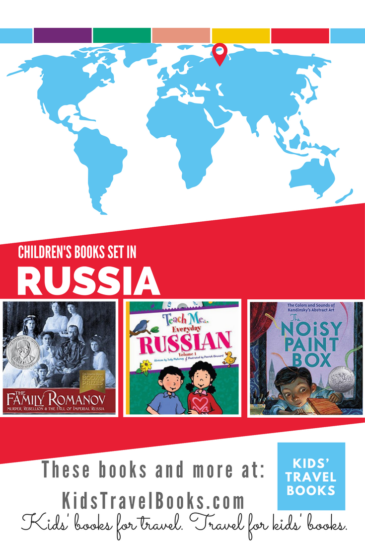 Children's books set in Russia