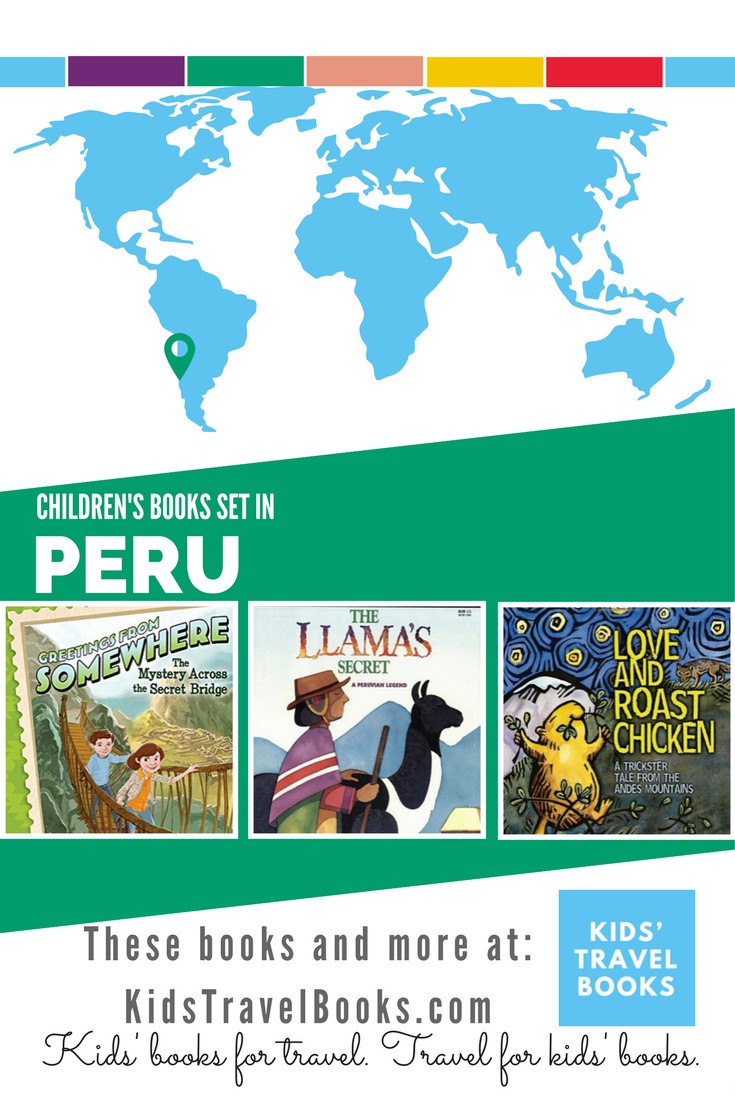 Children's books set in Peru