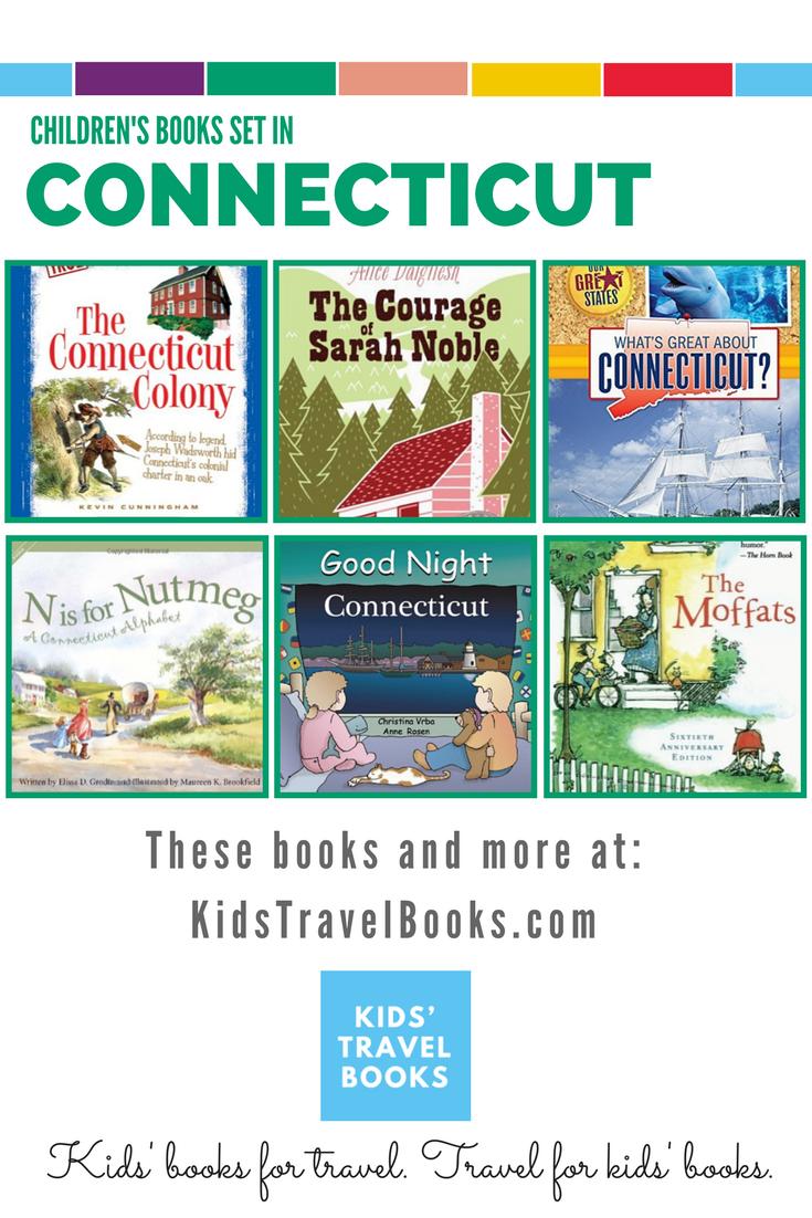 Children's books set in Connecticut