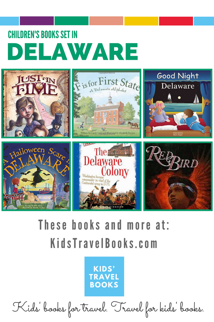Children's books set in Delaware