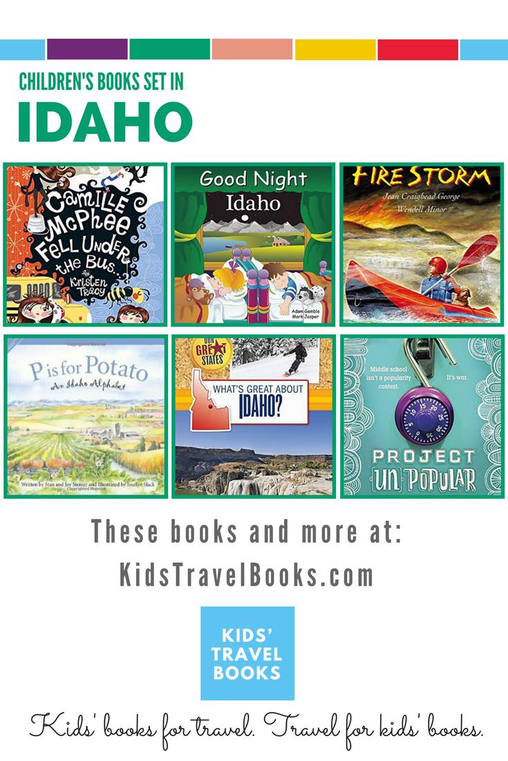 Children's books set in Idaho