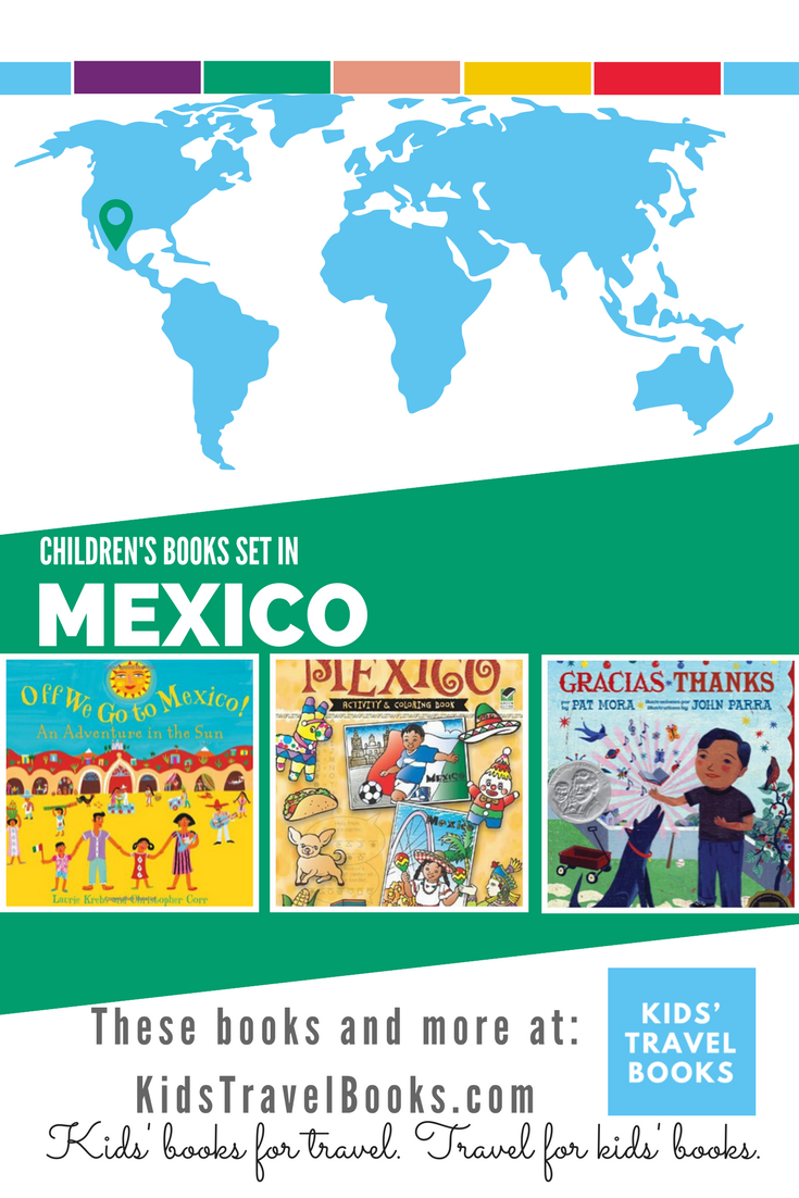 Children's books set in Mexico