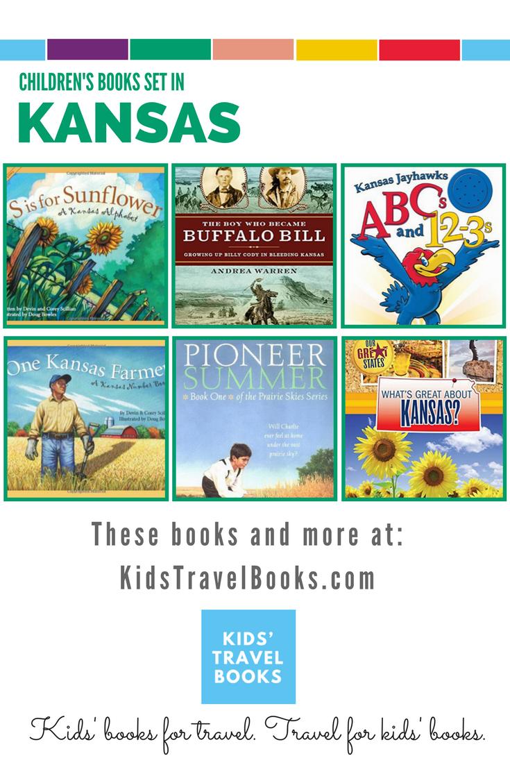 Children's books set in Kansas