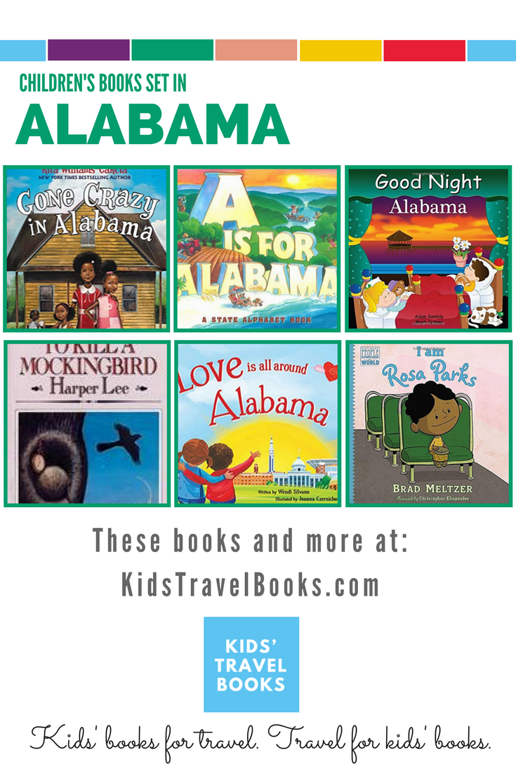 Children's books set in Alabama