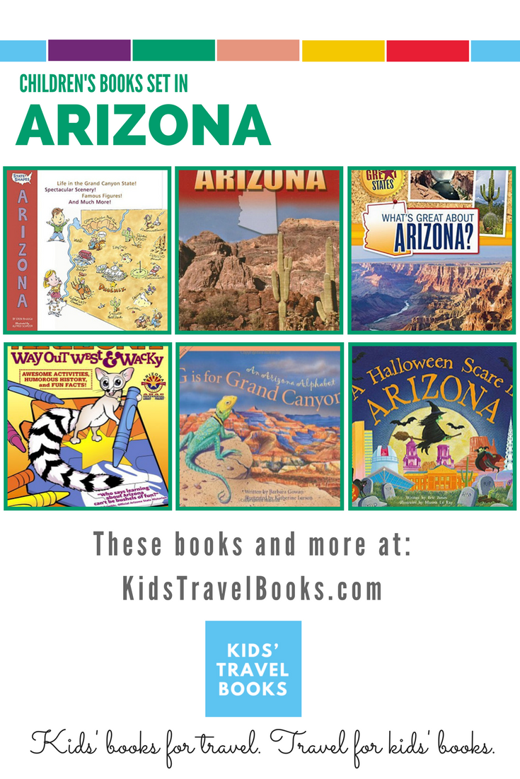 Children's books set in Arizona