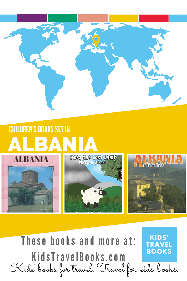 Children's books set in Albania
