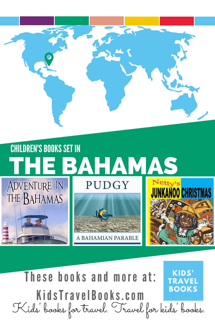 Children's books set in the Bahamas