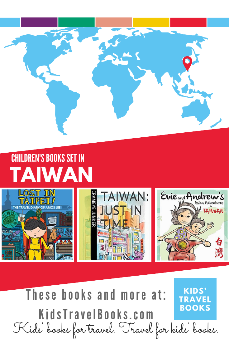 Children's books set in Taiwan