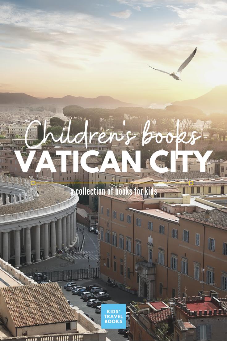 Children's Books About Vatican City » KidsTravelBooks